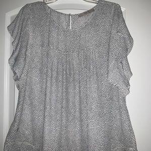 Dressy blouse Sz L